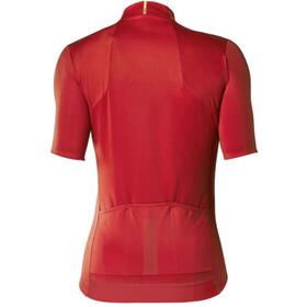 Mavic Essential SS Jersey Herre red